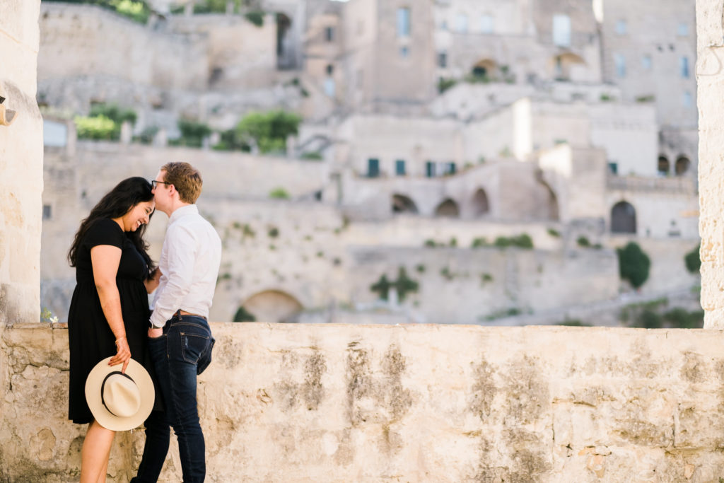 engagement in matera