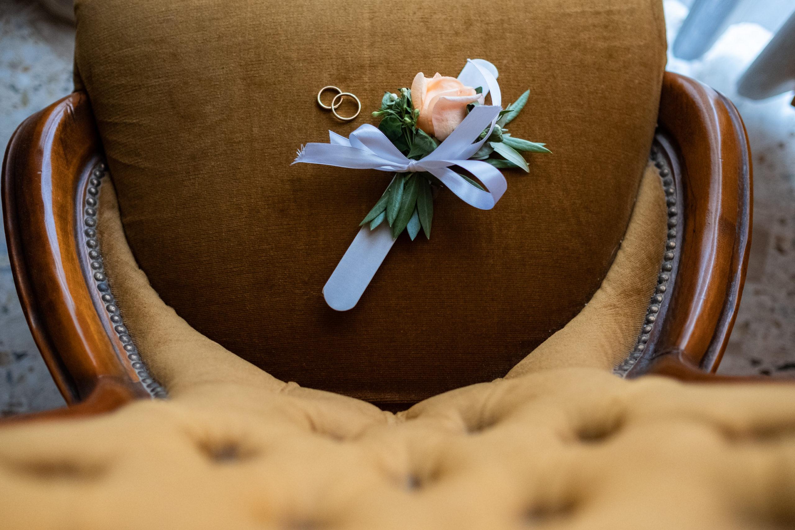 wedding in diamante calabria italy flowers