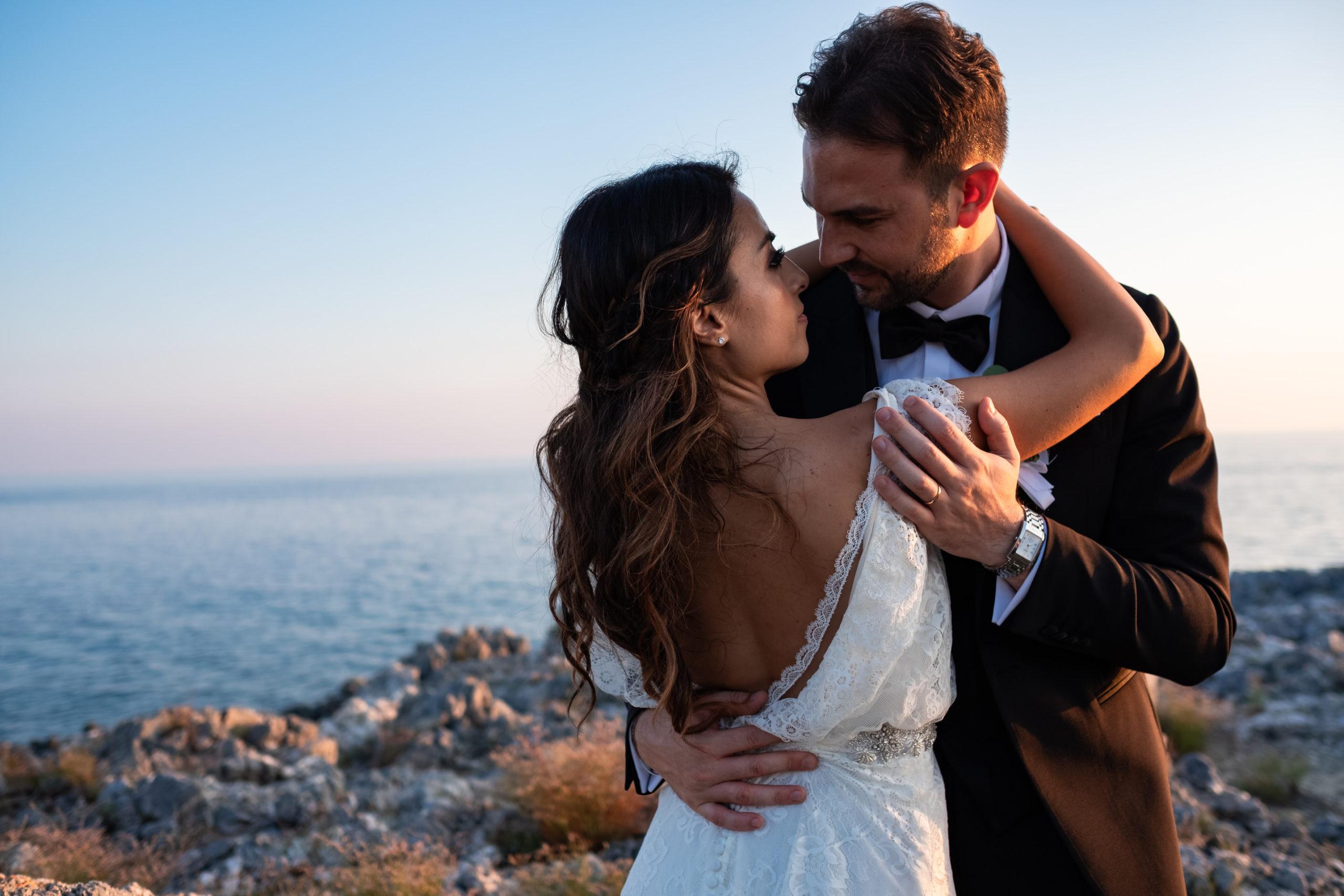 wedding in diamante calabria italy