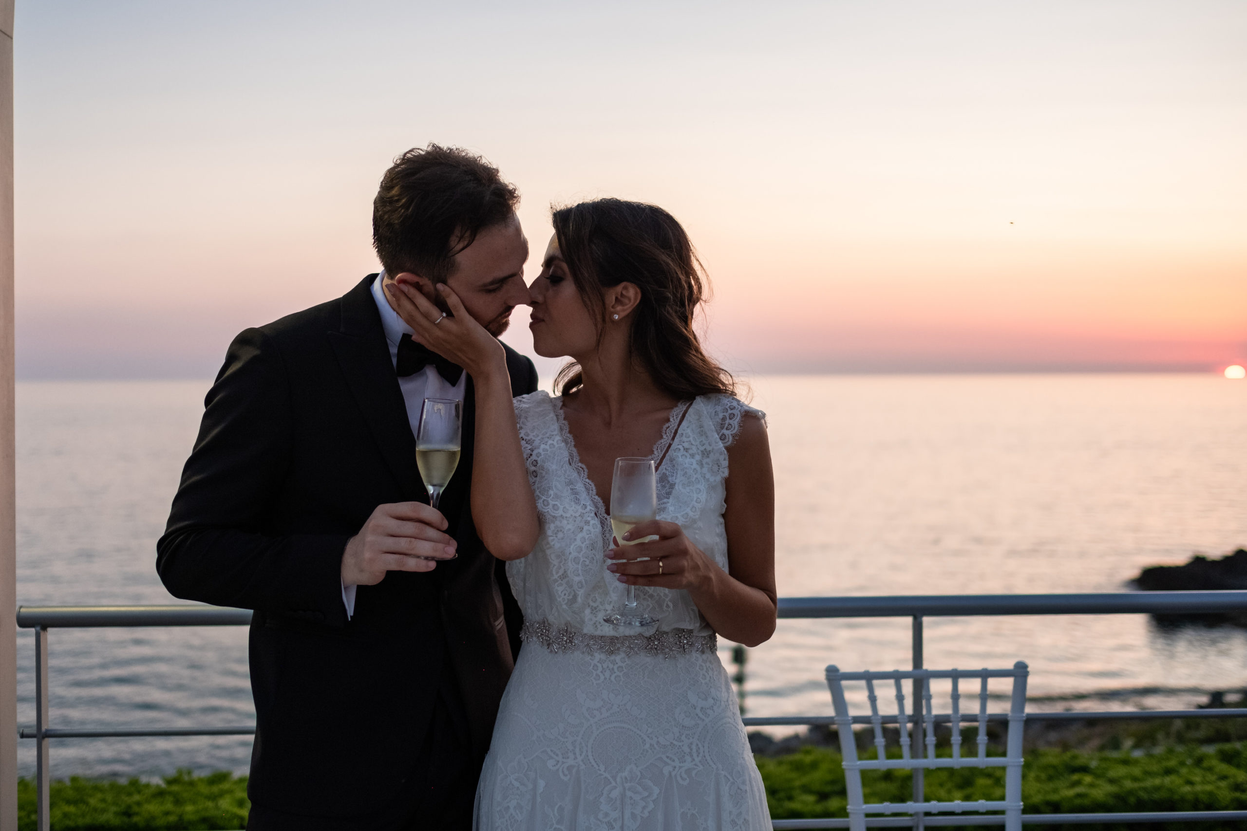 wedding in diamante calabria italy Tartana Club